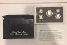 1993 U.S. (Silver) Proof Set