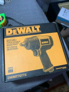 """DeWALT 1/2"""" Air Impact Wrench 300 Lbs - DWMT70773 NEW AND SEALED"""