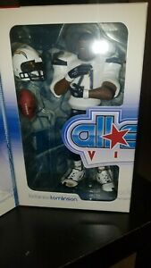 All Star Vinyl LaDainian Tomlinson Limited Edition of 500 Chargers Brand New