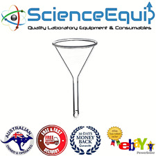 FILTERTRICHTER GLAS, Premium BOROSILICATE 3.3, 125 mm Chemielabor