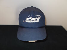 VTG-1990s CAT Pumps Insdustrial plunger piston rope style snapback hat sku5