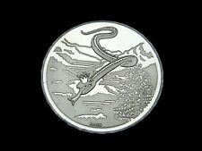 Schweiz-CH., 20 Franken, 1995 B, Schlangenkönigin, Silber, orig. St.!