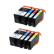 8 NON-OEM 920XL INK CARTRIDGES for HP OFFICEJET 6000 6500 6500A 7000 7500A HP920