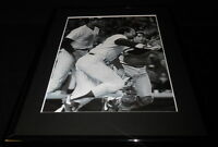 Reggie Jackson Dave Winfield Framed 11x14 Photo Display Yankees