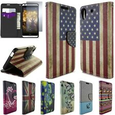 For HTC Desire 626 / 626S Case - Flip Folio Wallet Pouch Design Phone Cover