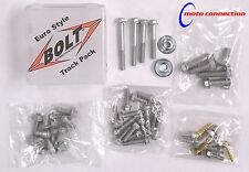 BOLT SPECIAL KTM BOLTS FASTENERS TRACK PACK KTM EXC125 EXC200 EXC250 EXC300 2009