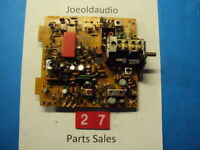 Sony STR 6036A Original AM/FM Tuner Board. Tested Parting Out STR 6036A