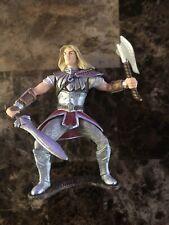 Schleich Toys R Us Exclusive World of History Griffin Knight Berserk 72065