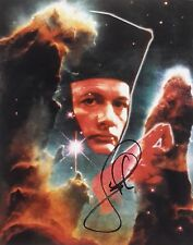 "Star Trek Next Gen Autograph 8x10 Photo John de Lancie ""Q"" (LHAU-844)"