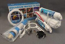 Umkehrosmose Osmoseanlage 50 GPD 190 L + WASSERHAHNADAPTER Wasserfilter Aquarium