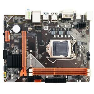 B75-M2 LGA1155 Socket M ATX Motherboard Support Integrated Graphic Card VGA HDMI