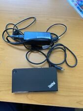 Lenovo ThinkPad OneLink+ Plus Dock DU9047S1 with Power Adapter