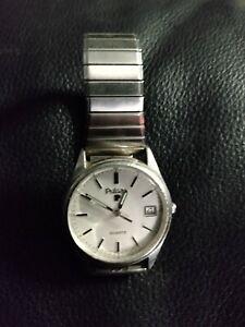 Vintage Mens Pulsar Quartz Watch