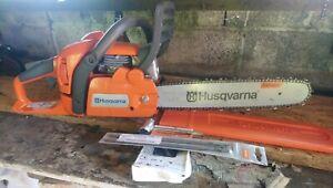 """Husqvarna 435 xp chainsaw 15"""" bar + spare chain"""