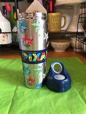Disneyland Pixar Nite After Dark Tervis Stainless Steel Water Bottle. 24 Oz