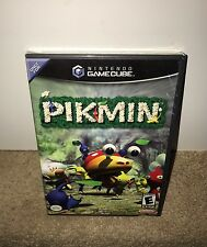 Pikmin BRAND NEW SEALED! RARE Y-FOLD BLACK LABEL NM! Nintendo GameCube