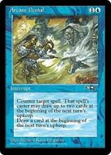 ARCANE DENIAL (Sword) Alliances MTG Blue Instant Com