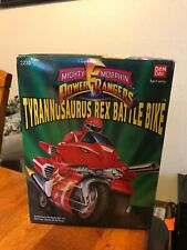 mighty morphin power rangers tyrannosaurus rex battle bike 1993 new in box