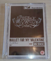 DVD BULLET FOR MY VALENTINE - POISON - LIVE AT BRIXTON - NUOVO NEW
