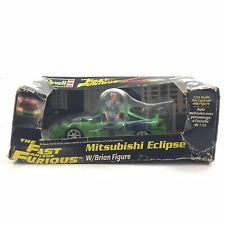 Revell The Fast and the Furious Mitsubishi Eclipse w/ Brian Figure 1:25 Die-Cast
