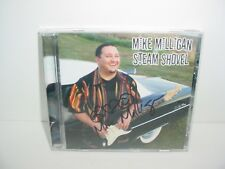 Mike Milligan and Steam Shovel Autographed CD Music