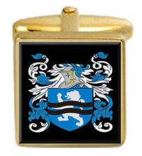Maclaren Schottland Familie Wappen HERALDRY Manschettenknöpfe Schachtel Set