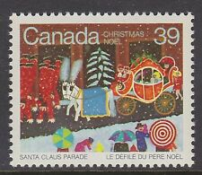 CANADA NO 1068, CHRISTMAS 1985: SANTA CLAUS PARADE,  MINT NH