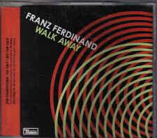 Franz Ferdinand-Walk Away Promo cd single