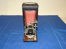 Vintage Kodak Rollfilm Balgenkamera No. 3-A Modell B4 Folding Pocket (2557)