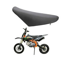 CRF70 Gripper Seat Foam Cover For CRF70 Dirt Pit Bike Motorcycle 125 140 150cc