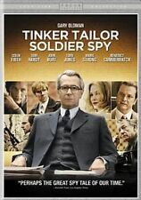 Tinker Tailor Soldier Spy 0025192125515 With Gary Oldman DVD Region 1