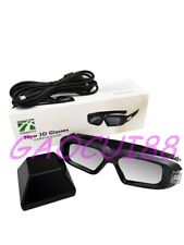 NEW 3D Glasses completely replac NVIDIA 3D VISION 2 with emitter 1PCS