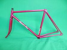 Bomber Pro NJS Approved Keirin Frame Set Track Bike Fixed Gear 50.5cm