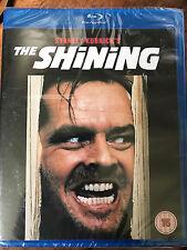 Jack Nicholson THE SHINING  ~1980 Stanley Kubrick Stephen King Horror UK Blu-ray