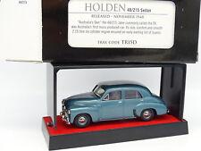 Trax 1/43 - Holden 48/215 Sedan Bleue TR15D