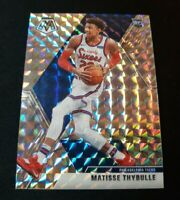 D70 2019-20 Panini Mosaic MATISSE THYBULLE Rookie SILVER Mosaic PRIZM 76ers RC