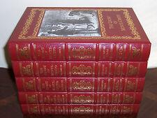 Easton Press THE COUNT OF MONTE-CRISTO Alexandre Dumas in 5 vols
