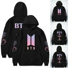 Kpop BTS Bangtan Boys love Yourself Hoodie SUGA J-HOPE JIMIN JIN V Sweatshirt