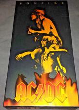 AC/DC: Bonfire 4 CD  Box Set Complete W/All Extras 1997
