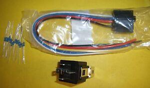 Install Bay GM VATS Bypass Kit Anti Theft Resistor Remote Start Module Harness