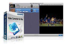 Leawo Video Converter Software for MAC