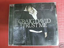 CRAIG DAVID Trust Me CD Album Hot Stuff Let's Dance