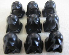 LEGO LOT OF 9 BLACK STAR WARS DARTH MAUL HOODS ACCESSORIES PIECES