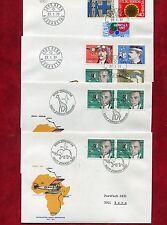 Schweiz - FDC 1977  ( 25905 )
