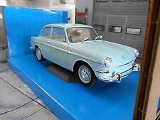 VOLKSWAGEN VW 1500 S 1500S Typ 3 dunkel blau blue 1963 MCG Sonderpreis 1:18