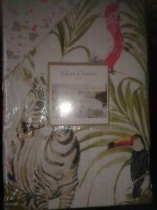 Julian Charles jungle safari luxury double duvet cover set brand new and sealed