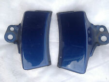 Toyota MR2 Roadster - Hardtop Blanking Plates - Blue