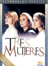 Tres Mujeres (Three Woman DVD, 2005, 2-Disc Set) Cut UPC, English Subtitles, New