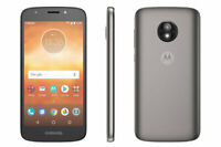 GOOD Motorola Moto E5 XT-1921-1 Play 16GB GRAY 4G LTE T-Mobile MetroPCS phone