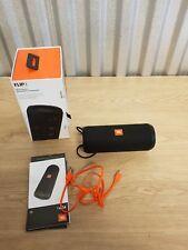 Jbl Flip 3 inalámbrico Bluetooth portátil de altavoces estéreo de viaje Flip 3-Negro